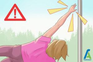 11 آموزش حرکت پرچم