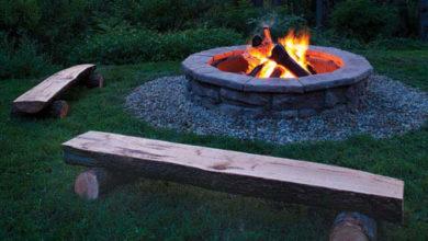 Photo of چگونه یک منقل آتش زیبا برای دورهمی های خانوادگی بسازیم؟