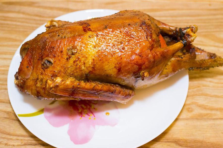 8 نحوه طبخ اردک