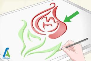 9 نقاشی روسری ابریشمی