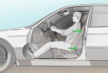 Photo of چگونه هنگام رانندگی وضعیت مناسبی را برای صندلی خود تنظیم کنیم؟