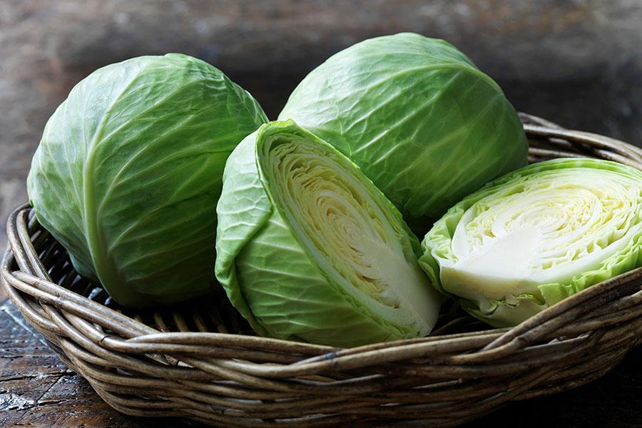 9 روش اصولی پخت کلم بدون بو