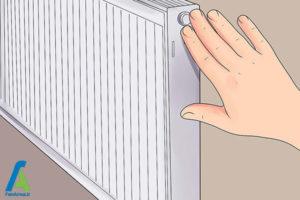 10 باز کردن موقتی رادیاتور
