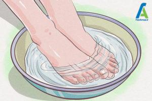 5 تهیه حمام نمک