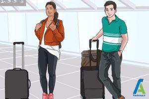 7 آمادگی اولین سفر خارجی