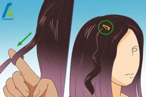 11 فر کردن موهای مصنوعی