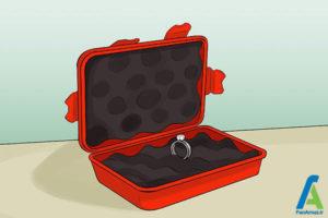 5 تمیز کردن جواهرات کوبیک زیرکونیا