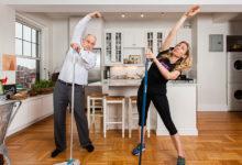 Photo of چگونه در حین انجام کارهای خانه ورزش کرده و وزن کم کنیم؟