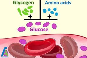 8 تامین گلیکوژن از دست رفته بدن