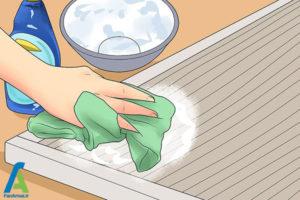 11 تمیز کردن یا تعویض فیلتر هوا