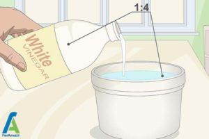 7 تمیز کردن سطوح نیکلی فلزات