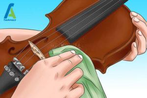 7 نوازندگی با ویولن