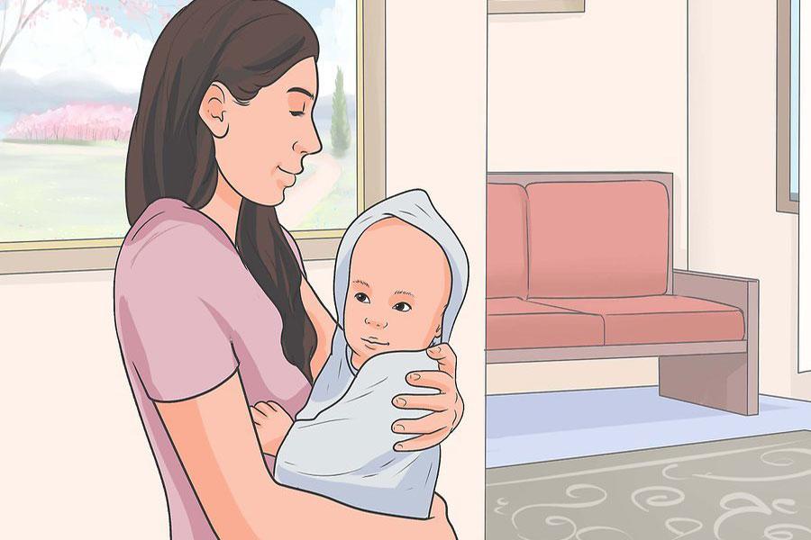 7 درمان خارش بدن کودک