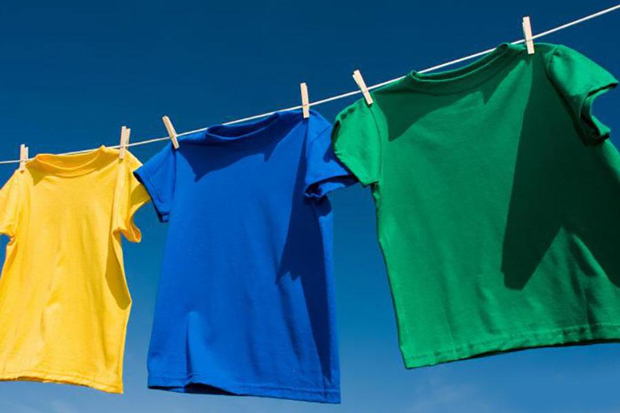 8 نحوه شستن لباس ابریشمی