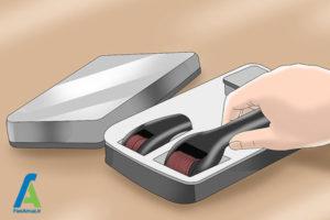 7 نحوه استفاده از میکرونیدلینگ