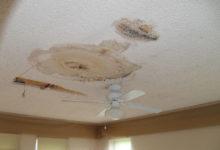 Photo of چگونه لکه و کپک های ناشی از نشت آب در سقف و دیوار را از بین ببریم؟