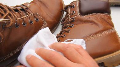 Photo of چگونه در منزل مایع واکس یا پولیش کفش بسازیم؟