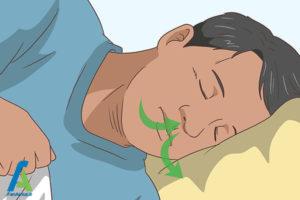 7 رهایی از فلج خواب یا بختک