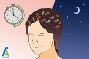 12 فر کردن موهای مصنوعی