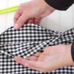 11 دوخت جیب روی دامن و پیراهن زنانه