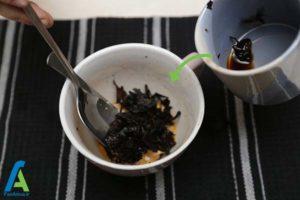 12 نحوه ساخت جوهر با چای
