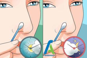 8 پیرسینگ بینی