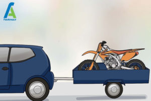 7 رانندگی با موتورکراس