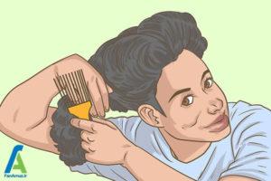 10 نگهداری و حالت دادن موی افرو