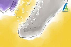 10 قارچ پا و بیماری پای ورزشکاران
