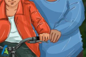 9 آموزش دوچرخه سواری