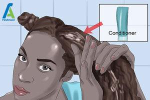 8 مراقبت از موهای ویو شده