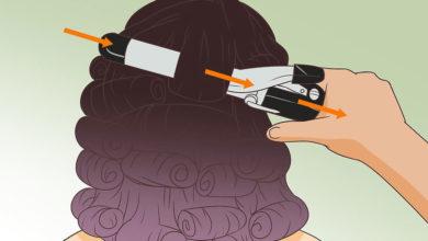 Photo of چگونه موهای مصنوعی و اکستنشن را حالت داده و فر کنیم؟
