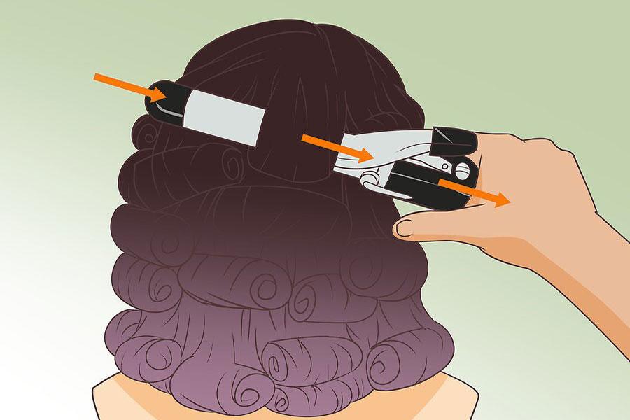 13 فر کردن موهای مصنوعی