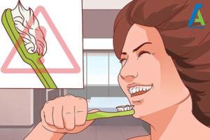 5 جلوگیری از پوسیدگی دندان