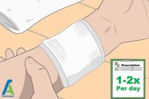 9 درمان سوختن توسط کیسه هوای ماشین