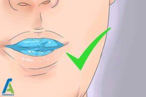 5 نحوه استفاده از گیره رفع خر و پف