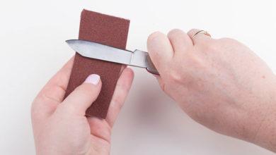 Photo of چگونه زنگ زدگی روی تیغه چاقو را پاک کنیم؟