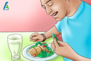 5 تهیه برنامه رژیم غذایی سالم