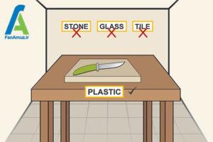 7 روش استفاده از چاقو تیزکن استوانه ای