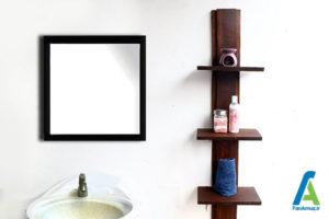 11 مراحل ساخت جا صابونی طبقاتی حمام