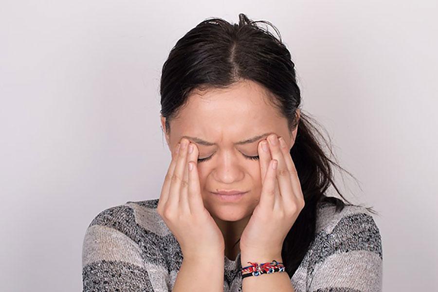 7 پیشگیری از فشار چشم