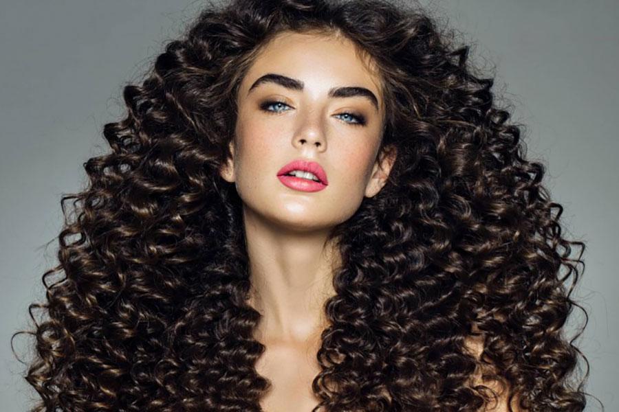 9 مراقبت از موهای ویو شده