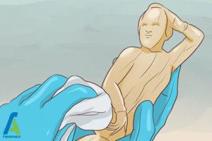 14 تمیز کردن مجسمه از جنس عاج