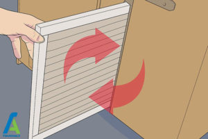 13 تمیز کردن یا تعویض فیلتر هوا