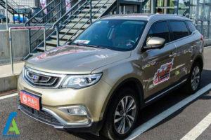 14 تست خودرو های چینی برای بازار اروپا و آمریکا