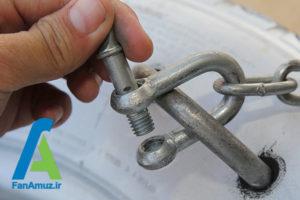 10 ساخت تاب کودکان در فضای باز
