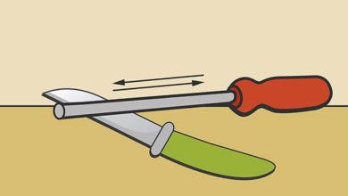 Photo of چگونه از چاقو تیزکن های دستی استوانه ای استفاده کنیم؟