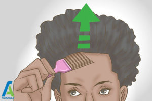 12 نگهداری و حالت دادن موی افرو