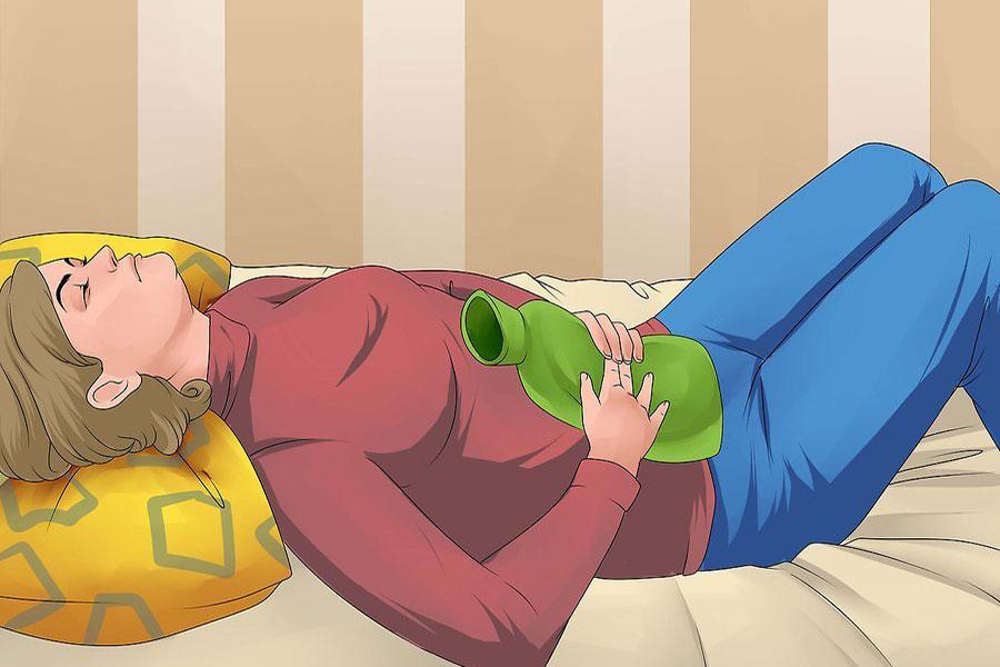 7 پیشگیری از بروز علائم و درد قاعدگی