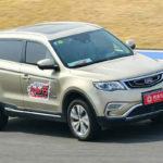 15 تست خودرو های چینی برای بازار اروپا و آمریکا